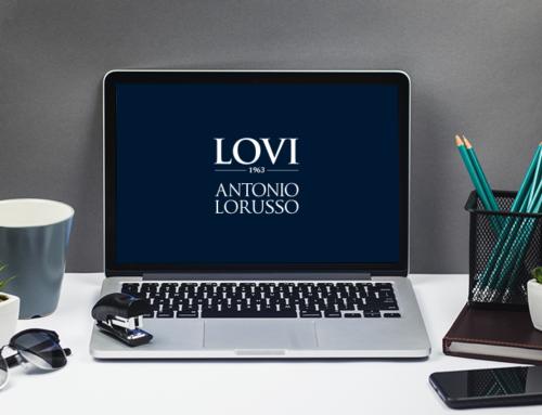 Nuovo sito web LOVI 1963